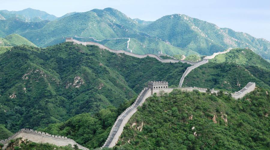 风景区,国家名牌,世界文化遗产,中华民族的精神象征【八达岭长城】