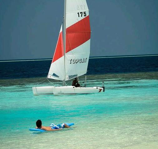 洛阳到马尔代夫莉莉岛旅游